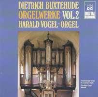 Buxtehude: Complete Organ Works vol. 2