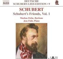 SCHUBERT: Schubert's Friend's vol. 1