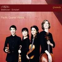 Beethoven; Schubert: 1824
