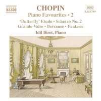 CHOPIN: Piano Favourities vol. 2