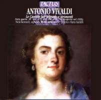 Vivaldi:Le Cantate per soprano Vol.4