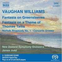 VAUGHAN WILLIAMS: Fantasia ...