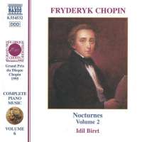 CHOPIN: Piano Music - Nocturnes (vol. 2)