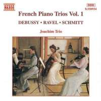 French Piano Trios Vol. 1