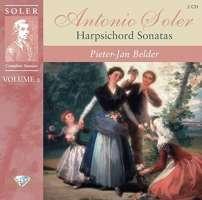 Soler: Complete Sonatas, Vol. 2 (Harpsichord Sonatas)