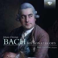 J.C. Bach: Six Sonatas, Op. 5