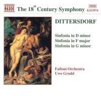 DITTERSDORF: Sinfonias