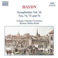 HAYDN: Symphonies nos.74 - 76