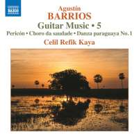 Barrios: Guitar Music Vol. 5