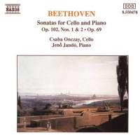 Beethoven: Cello Sonatas Nos. 3-5