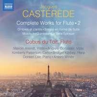Castérède: Complete Works for Flute Vol. 2