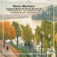 Marteau: Complete Works for String Quartet