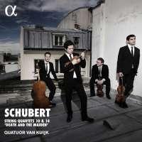 "Schubert: String Quartets 10 & 14 ""Death and the Maiden"""