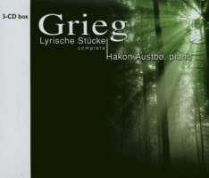 Grieg: Complete Lyrische Stücke