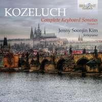 Kozeluch: Complete Keyboard Sonatas Vol. 2