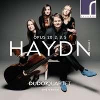Haydn: Quartets Volume 1 - op. 20 Nos. 2, 3, 5