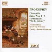 Prokofiev: Cinderella Suites 1-3, Scythian Suite, On the Dnieper
