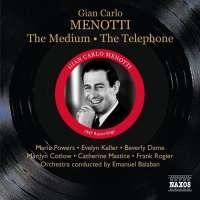 Menotti: The Medium, The Telephone