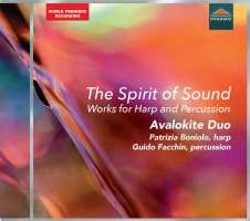 The Spirit of Sound - Work for Harp and Percussion
