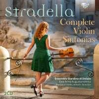 Stradella: Complete Violin Sinfonias