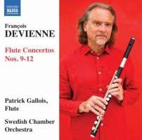 Devienne: Flute Concertos Nos. 9 - 12