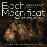 Bach: Magnificat Es-Dur BWV 243a