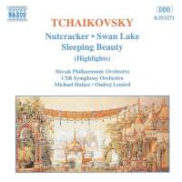 TCHAIKOVSKY: Nutcracker , Swan Lake, Sleeping Beauty (Highlights)