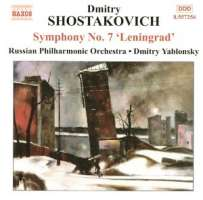 SHOSTAKOVICH: Symphony no. 7 Leningrad