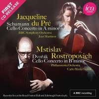 Schumann & Dvorak: Cello Concertos