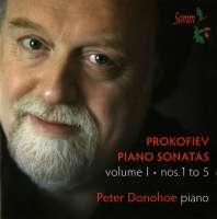 Prokofiev: Piano Sonatas Vol. 1