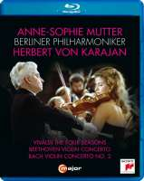Mutter & Karajan: Violin Concertos