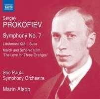 Prokofiev: Symphony No. 7; Lieutenant Kijé