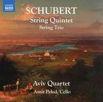 Schubert: String Quintet; String Trio