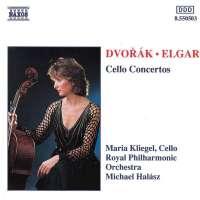 DVORAK / ELGAR: Cello Concertos