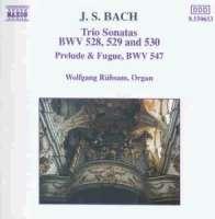 BACH: Organ Trio Sonatas