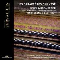 Les Caractères d'Ulysse - Suites for two harpsichords