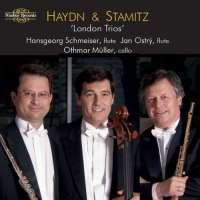 Haydn & Stamitz: London Trios for 2 Flutes & Cello