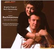 Rachmaninov: Suites pour deux pianos