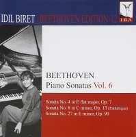 BEETHOVEN: Piano Sonatas, Vol. 6 (Biret Beethoven Edition, Vol. 12)