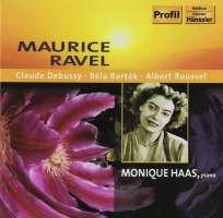 Monique Haas plays Ravel, Debussy, Bartók, Roussel