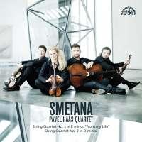 Smetana: String Quartets No. 1 and No. 2