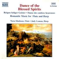 Dance of the Blessed Spirits/Romantic Works for Flute and Harp