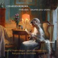 Bordes: Songs & The complete works for piano