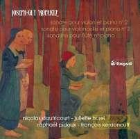 Ropartz: Les Sonates Vol. 1