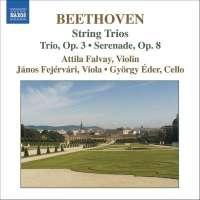 BEETHOVEN: String Trios
