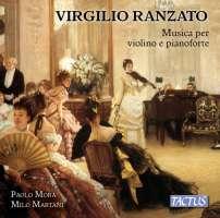 Ranzato: Music for violin and piano