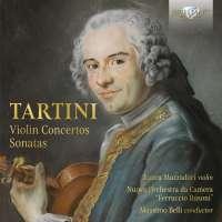 Tartini: Violin Concertos, Sonatas