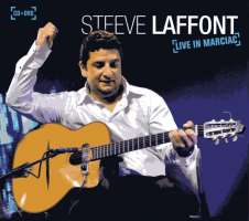Steeve Laffont – Live In Marciac  (CD + DVD)