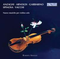 Contemporary Music for Solo Violin