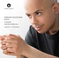 Gershwin: Rhapsody in Blue; Goodyear: Callaloo Suite; Piano Sonata